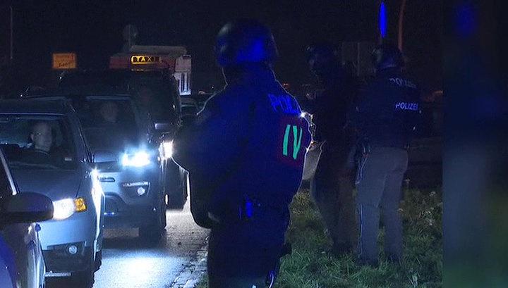 Власти Франции назвали террористическим актом инцидент в Страсбурге