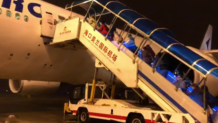 """Некоторые клиенты """"Жемчужной реки"""" отказались от последнего эвакуационного рейса"""