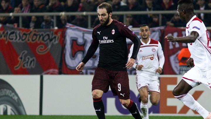 Московский Спартак вылетел из розыгрыша Лиги Европы