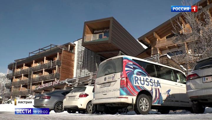 Нервы сдают: российские биатлонисты выступают под колоссальным давлением