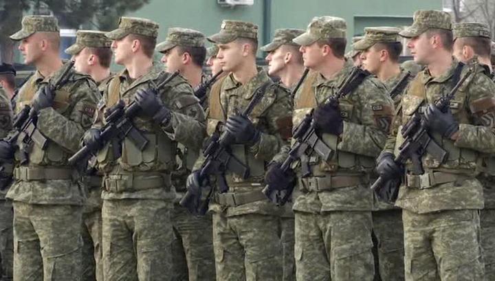 Небензя: создание косовской армии - вопиющее нарушение резолюции Совбеза ООН