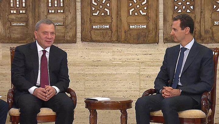 Нефтегазовые соглашения, бизнес и новые перспективы: делегация РФ посетила Сирию