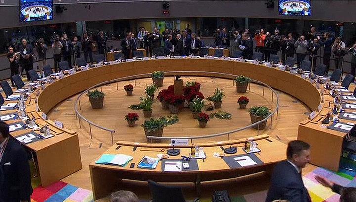 """Саммит ЕС: """"Северный поток - 2"""", Украина против России и странный поступок Юнкера"""