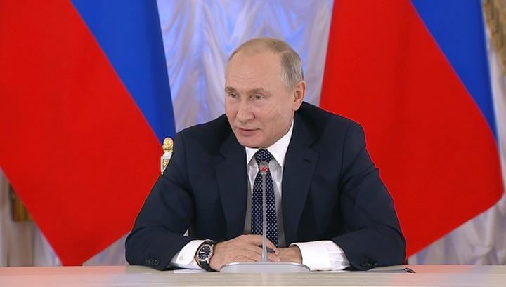 Путин: отношения между РФ и Ираном развиваются плодотворно и динамично