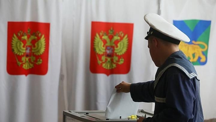 В Приморье начинаются повторные выборы губернатора