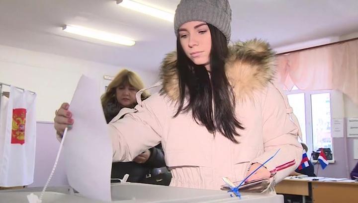 Явка на выборах главы Приморья превысила сентябрьскую