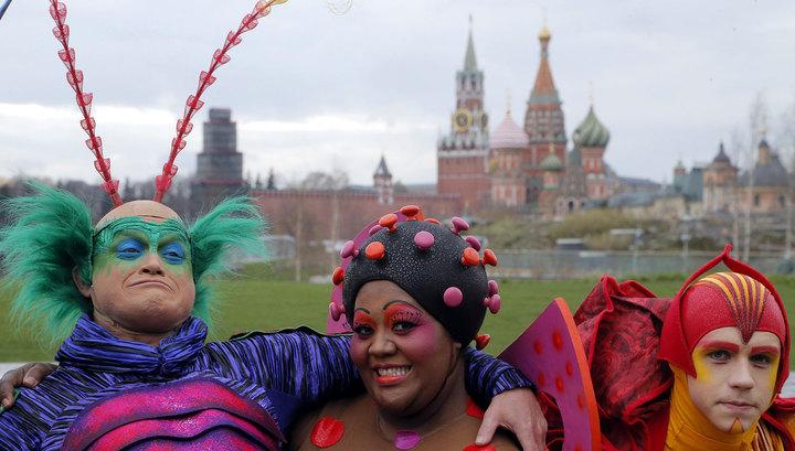Застройщик: площадка в Сколкове предназначена не только для Cirque du Soleil