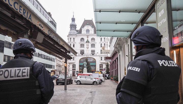 Десятки человек пострадали при ограблении в Вене
