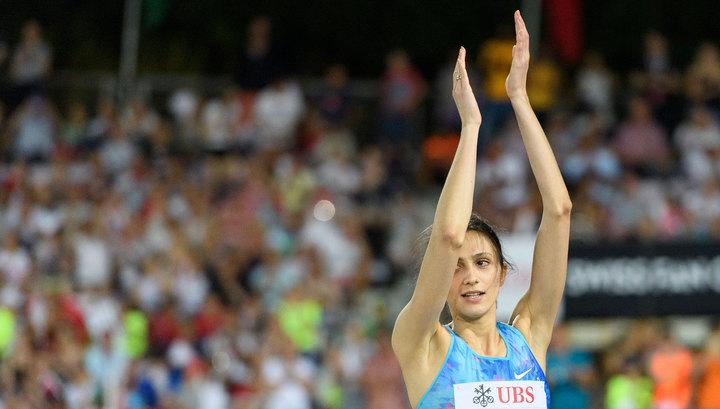 Ласицкене с рекордом победила на Всемирных военных играх в Ухане