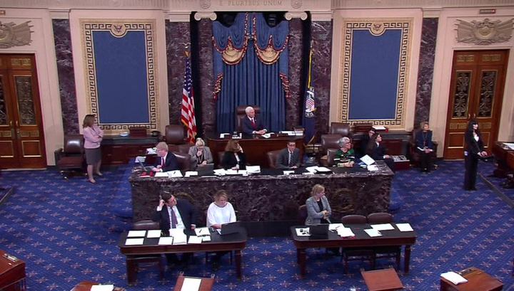 "Сенат США подготовил законопроект против ""Северного потока - 2"""