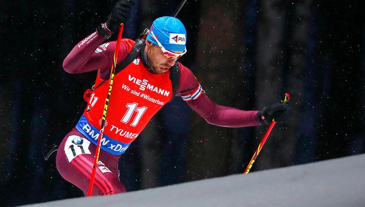 """Шипулин и Юрлова-Перхт финишировали девятыми в масс-старте """"Рождественской гонки"""""""