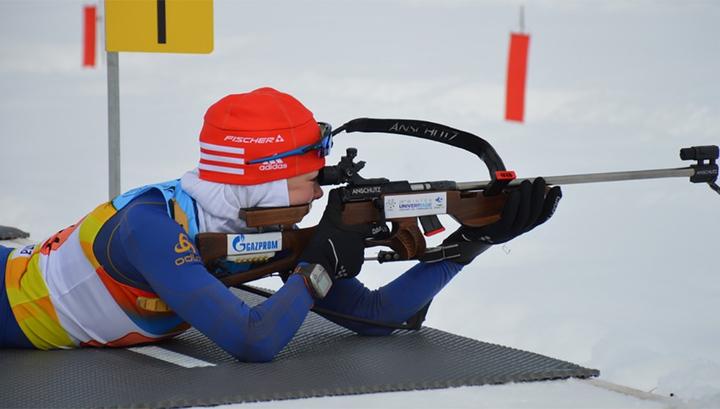 Биатлон. Куклина стала пятой в индивидуальной гонке на этапе Кубка мира в Швеции
