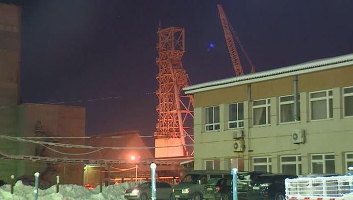 Пожар на шахте в Соликамске: никто из заблокированных рабочих не выжил