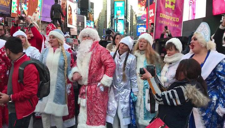 Самые классные снегурки видео #10
