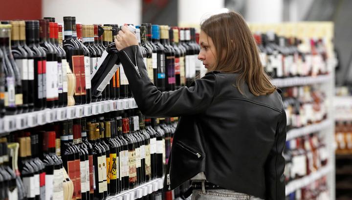 Правительство поддержало законопроект об ограничениях на продажу алкоголя
