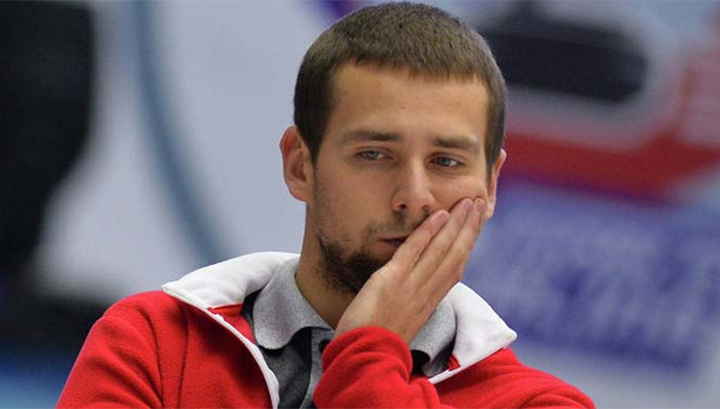 Керлингист Крушельницкий подал апелляцию на решение о дисквалификации