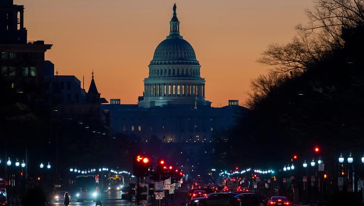 Конгресс США не стал голосовать по вопросам шатдауна