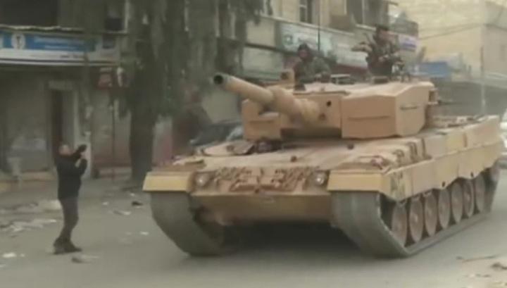 После ухода США из Сирии курды просят помощи у Дамаска