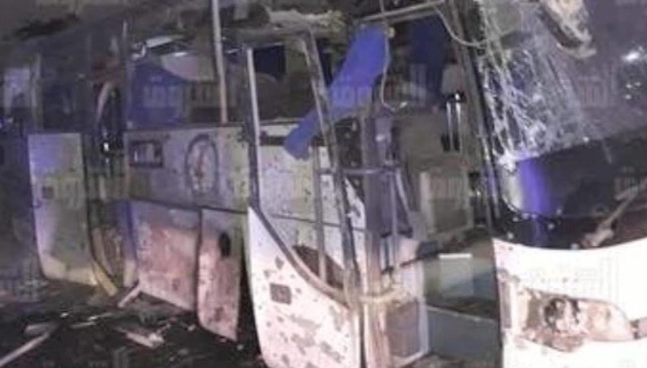 Появились первые подробности подрыва автобуса в Египте