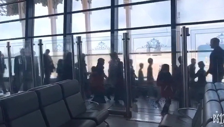 Из Багдада в Москву вылетел самолет с детьми из иракских тюрем