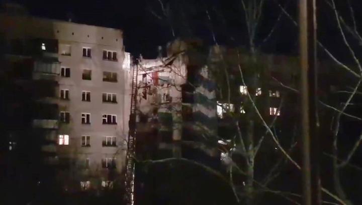 После взрыва в Магнитогорске один человек госпитализирован