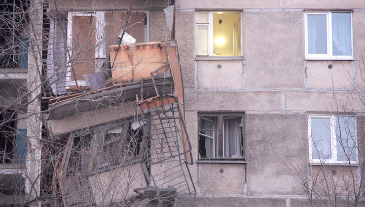 Власти Челябинской области купят жилье потерявшим при взрыве единственную квартиру