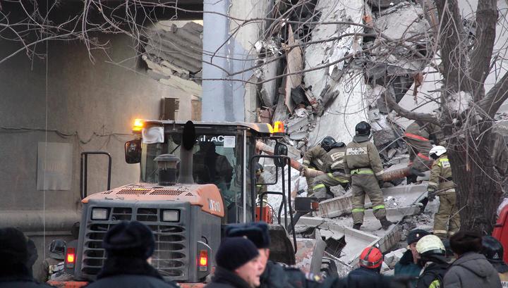 Трагедия в Магнитогорске: губернатор Челябинской области отчитался перед Медведевым