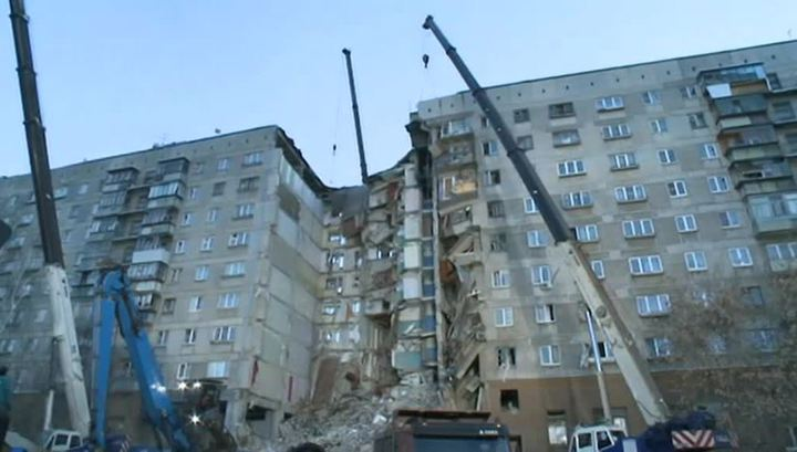 """""""Это Ваня! Наш!"""": из-под завалов в Магнитогорске спасли 11-месячного мальчика"""