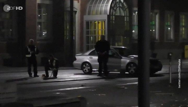 Немецкая полиция признала терактом наезд на людей в Боттропе и Эссене