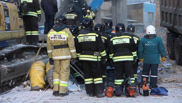 Трагедия в Магнитогорске: погибших уже 38