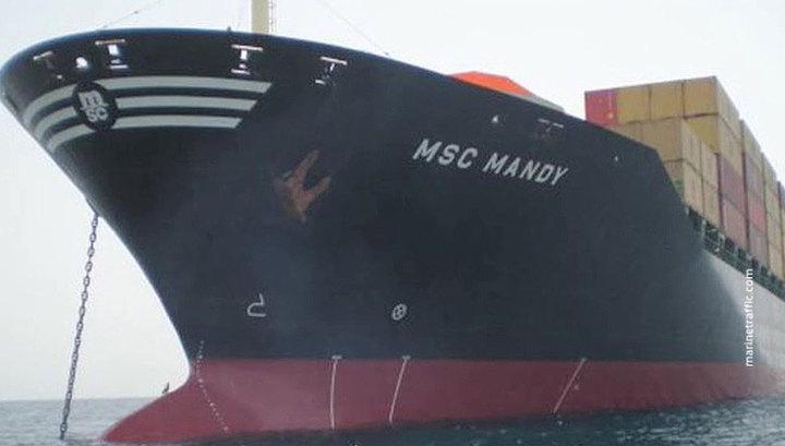 Похищенные пиратами у берегов Бенина моряки - россияне