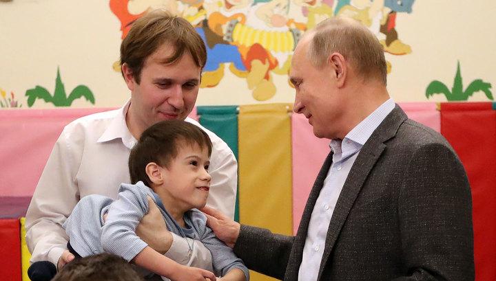 Путин: на развитие паллиативной медицины государство будет выделять по 5 миллиардов в год