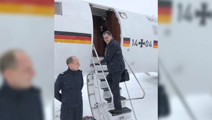 В Германии правительственный самолет сломался еще раз