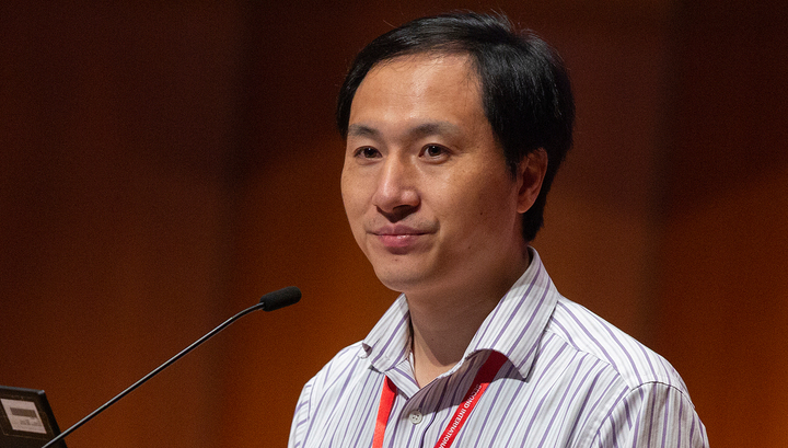 СМИ: китайскому ученому, который создал ГМО-детей, грозит смертная казнь