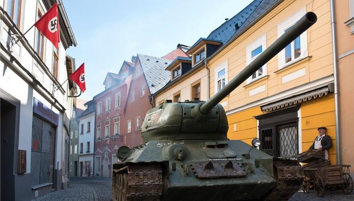 "Скандал вокруг ""Т-34"": танки грязи не боятся"