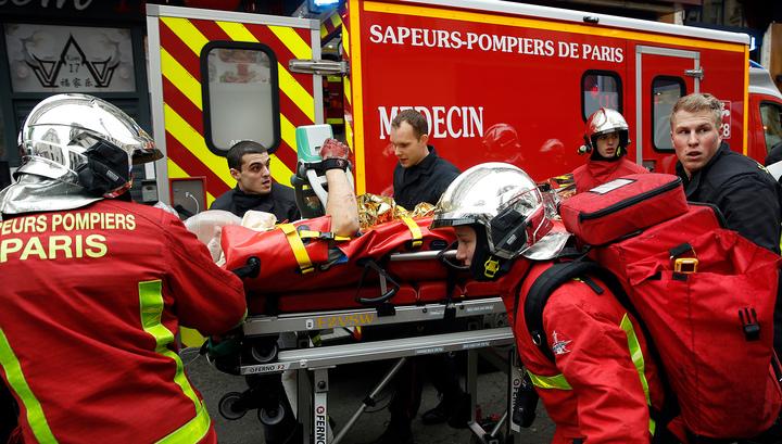 Взрыв в центре Парижа: найдено тело еще одной жертвы