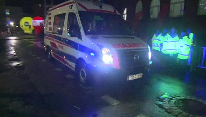 Для спасения своего мэра жители Гданьска сдают кровь в донорском центре