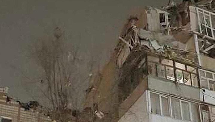 Взрыв газа в Шахтах: для жителей аварийного дома создан пункт временного размещения