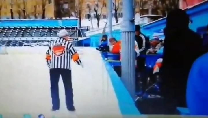 """""""Скандал раздули"""": ударившим юного хоккеиста арбитром заинтересовались прокуроры"""