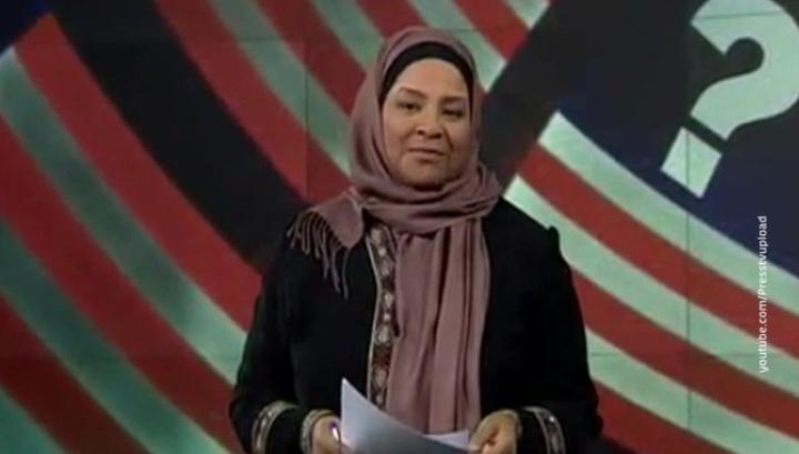 Власти США задержали иранскую журналистку