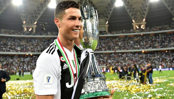 Юбилейный титул Криштиану Роналду: 25-й клубный трофей за карьеру