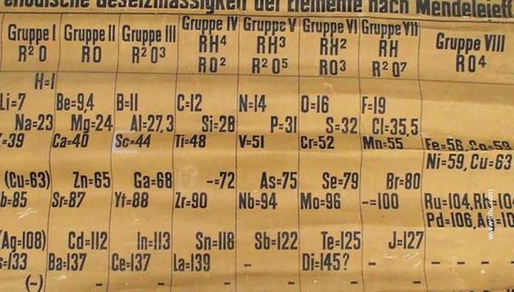В Дубне готовятся покончить с периодической таблицей Менделеева