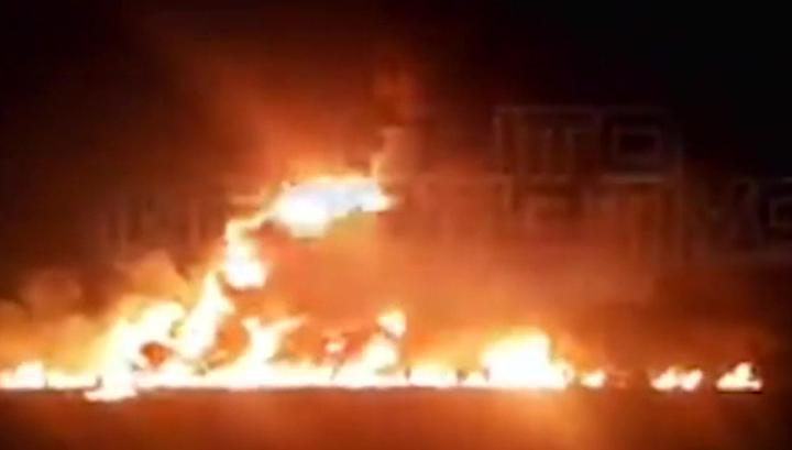 Взрыв и пожар на трубопроводе в Мексике: число погибших возросло до 71