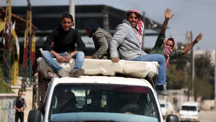 Курды подтвердили полное освобождение Сирии от ИГ