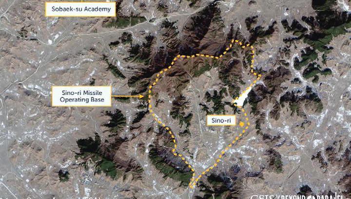 Аналитики США обвинили КНДР в наличии секретной ракетной базы
