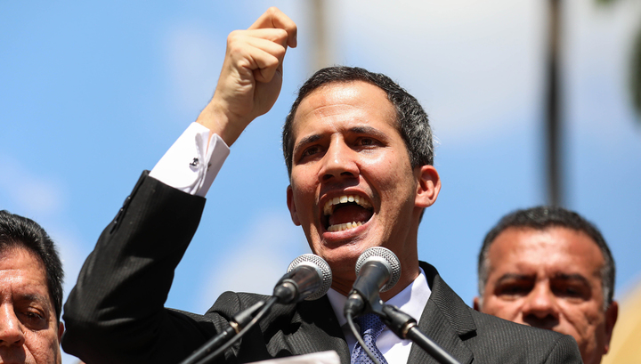 Гуайдо устроил саботаж и свалил все на Мадуро