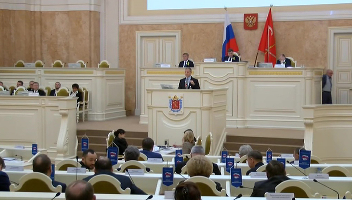 В Петербурге назначили вице-губернаторов