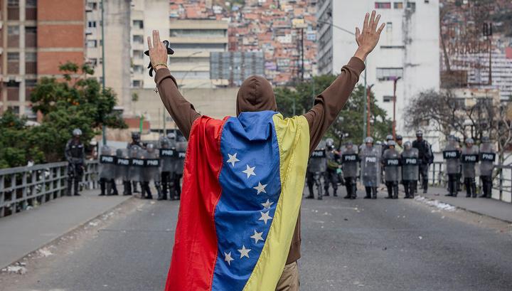 Вашингтон готов избавить венесуэльскую оппозицию от долгов перед Россией