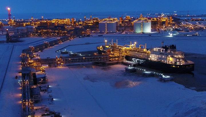 Россия планирует активно развивать проекты со сжиженным газом на Ямале