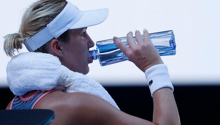Анастасия Павлюченкова зачехлила ракетку на турнире в Индиан-Уэллсе